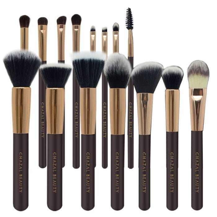Make-Up Brushes Pro Set
